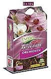 Cuxin Orchideenerde 20 L ● zum Umtopfen ● Aloe Vera Erde ● auch für fleischfressende Pflanzen (20 l)