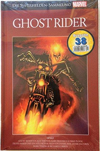 en Sammlung Ausgabe 38: Ghost Rider - Teufelskreis (Dc Superhelden)