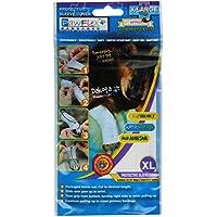 PawFlex vendas, adhesivo, desechables, lavable y reutilizable fundas protectoras para mascotas (Pack de 3)