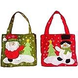327b9476c nikgic Navidad Party bolsas para guardar bolsas de caramelos decorativos  sacs-cadeaux de Navidad adornos