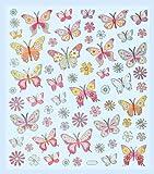 Creapop Hobby Design Sticker * Schmetterlinge * 3452321