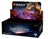 Magic The Gathering MTG - Core Set 2019 Booster Display (36 Packs) - Italiano