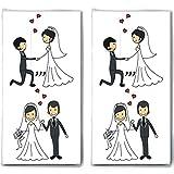 20 Taschentücher Married Couple - Verliebtes Hochzeitspaar