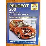 Peugeot 206 Essence ET Diesel (98-01)