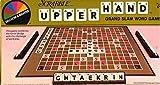 Scrabble Upper Hand Grand Slam Word Game