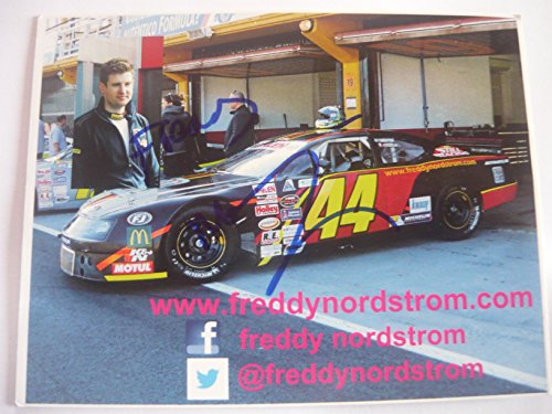 motorsport-original-autogramm-freedy-nordstrom-105-x-15-cm