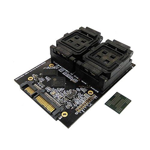 New Arrival BGA152bga132Test Socket Klapp Struktur Jig SSD Schnittstelle Sockel Fassung Ausgezeichnete - Jig Struktur