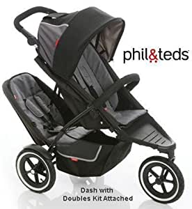 Phil and Teds Dash With Doubles Kit