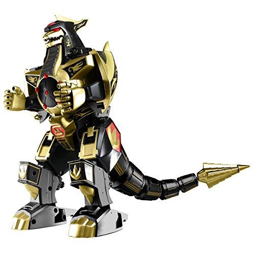 �Legacy DragonzordSpielfigur -Schwarz/Gold ()