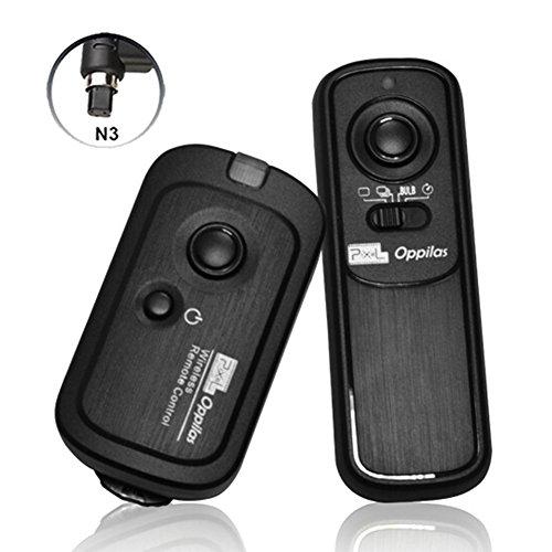 Pixel RW-221 / N3 Wireless Auslöser Fernbedienung für Canon EOS 7D, 5D-Serie, 1D-Serie, 6D, 50D, 40D, 30D, 20D, 10D Kamera 5d 50d 40d Kamera