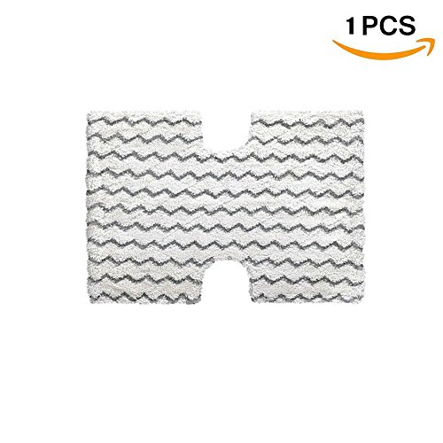 OxoxO Replacement S3973/S6001 Mop Pads for Shark Steam Pocket Mop S3973 S3973D S5002 S5003 S6001 S6002 S6003 Size: 35x33cm (1 Pc)