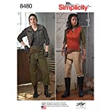 Best Simplicity Costumes - Simplicity Creative Patterns 8480 H5 Misses' Costumes, Size Review