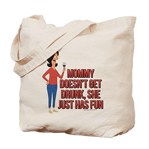 (CafePress Bob 's Burgers Linda-Tuch–Canvas Handtasche, mit Tasche, canvas, khaki, S)