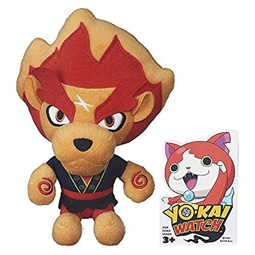 YO-KAI WATCH Midi Shopping - Peluche Blazion 15 cm B5949EQ01-2