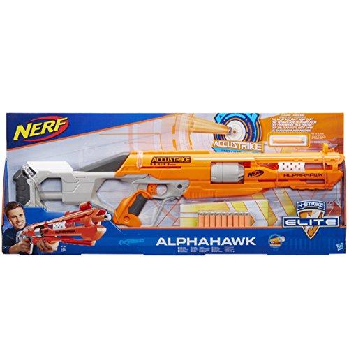 Nerf N-Strike Elite Accu Series Alpha Hawk Blaster