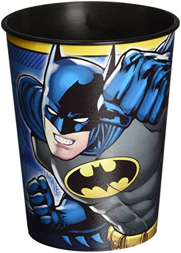 amscan 421386 Batman-Becher