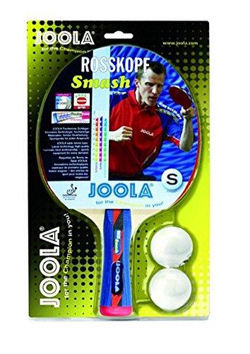 Joola Rosskopf Smash Pala de Tenis de Mesa, Unisex adulto, Multicolor, Única