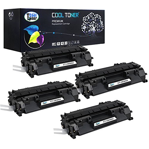 Cool Toner Kompatibel toner für CE505A 05A fuer HP LaserJet P2030, HP...