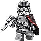 LEGO Star Wars Force Awakens Minifigure Captain Phasma Minifig Ep. 7 by Latonya C. Hall Super Sale Shop