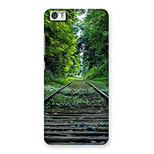 Special Beautiful Track Green Back Case Cover for Xiaomi Redmi Mi5