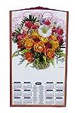 #10: Aone India Calendar / Wall calendar/2017 calendar/Crystal wall calendar 2017