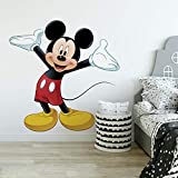 RoomMates RMK1508GM Pared Mickey Mouse Solo Pegatina Gigante