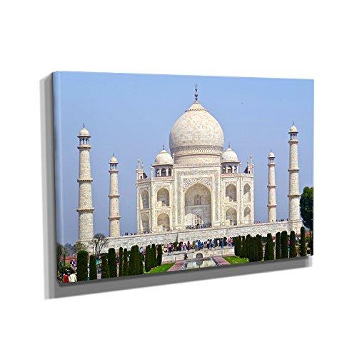 taj-mahal-kunstdruck-auf-leinwand-50x75-cm-zum-verschnern-ihrer-wohnung-verschiedene-formate-auf-ech