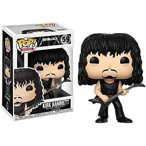 Funko Pop Kirk Hammett (Metallica 59) Funko Pop Cantantes y Músicos