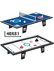 Cdts - Table De Jeux 2 En 1