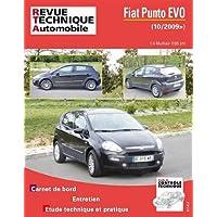 revue technique Fiat PUNTO EVO 1.4 Mutiair (105 ch)