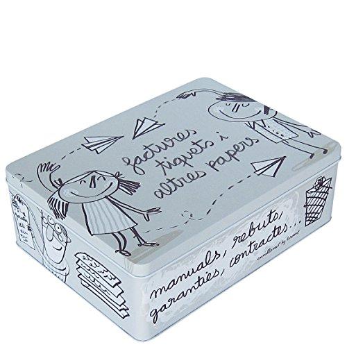 laroom-13399-metal-box-la-caixa-paperassa-grey