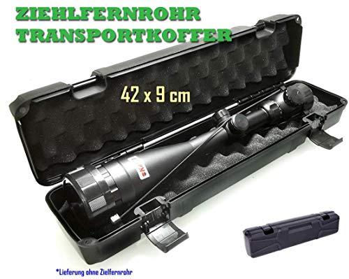 KaSul Hardschalen Transportkoffer für Zielfernrohre ca. 42 x 9 cm |Linsendurchmesser bis 56mm