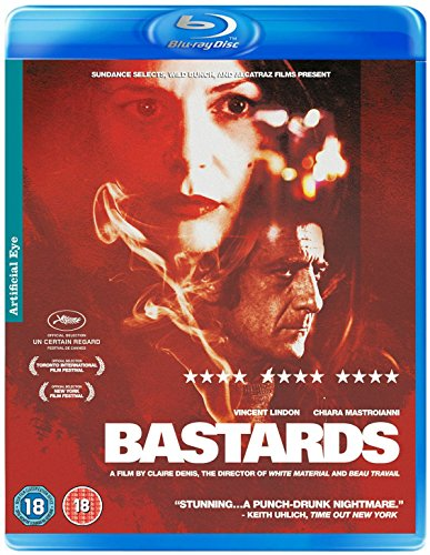 Bastards [Blu-ray] [Import anglais]