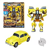 Hasbro Transformers E0982EU4 - Movie 6 Power Charge Bumblebee Roboter-Actionfigur