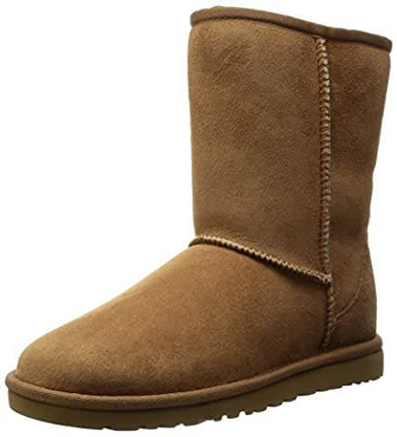Ugg Australia Classic Short II, Women's Boots, Light Brown, 7.5 UK (40 EU)