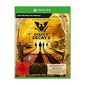 State of Decay 2- Ultimate Edition - [Xbox One]