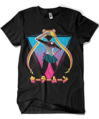 Camiseta Premium Sailor Moon - Pretty Soldier