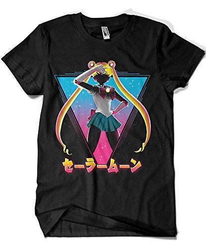 Camiseta Premium Sailor Moon - Pretty Soldier