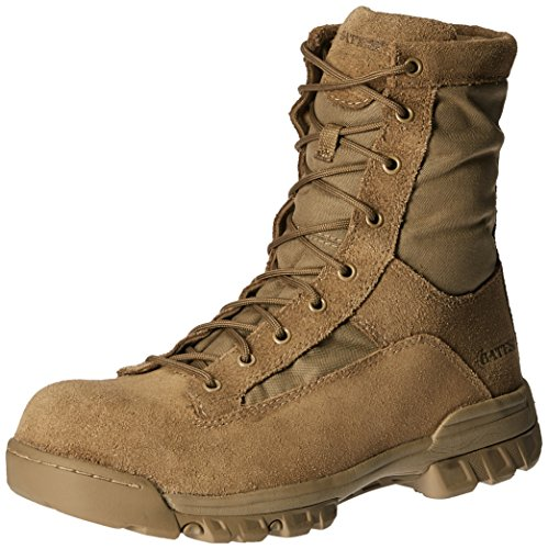 Bates Men's Ranger Ii Hot Weather Composite Toe Military and Tactical Boot, Bates Composite-boot