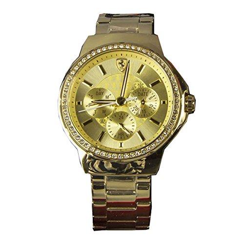 Ferrari Damas Cuarzo: Batería JAPAN Reloj 0820016