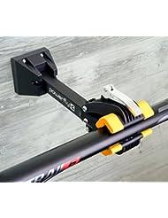 Powerfly Caballete para Bicicleta Reparación - Bici Soporte de Pared Plegable