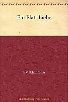 Ein Blatt Liebe von [Zola, Emile]