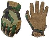 Mechanix Wear fftab-77–011–FastFit táctico táctil guantes camuflaje), camuflaje, XL