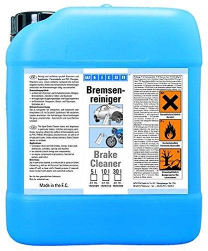 Preisvergleich Produktbild Weicon Bremsenreiniger 5 L 15201005