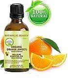 Orange ätherisches Öl BIO. 100% reine therapeutische Klasse