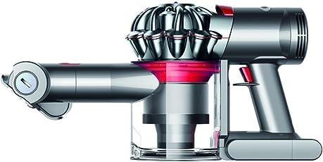 Dyson V7 Trigger beutel- und kabelloser Staubsauger (inkl. motorisierter Mini-Elektrobürste, Kombi- und Fugendüse, mit Nickel-Mangan-Cobalt Akku)