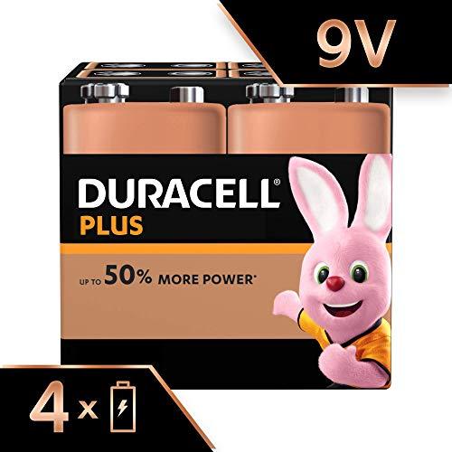 Duracell Plus 9 V...