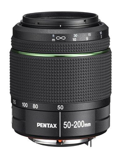 Pentax Objectif Télézoom 50-200mm f/4-5,6 ED WR pour Appareil photo Reflex