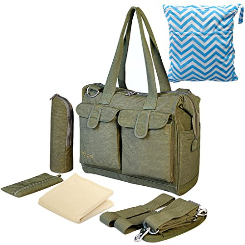 kf-baby-wickeltasche-value-set-kinderwagenhalter-wet-dry-tasche-wickelunterlage-mehr