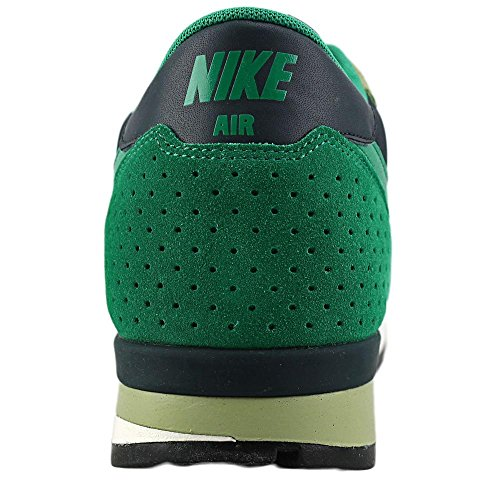 Nike Air Epic Qs, Chaussures de Running Entrainement Homme, Noir (Schwarz), Taille Vert / Beige / Gris (Dark Sage / Lucid Green-Swd-Sl)